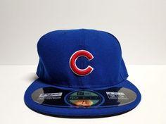 Era Men s 70331934 Chicago Cubs MLB 2017 Game Hat Authentic Top Quality  f131c0fc07fb