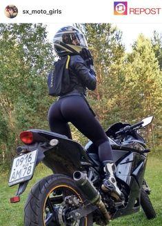 Girls on bike (motorcycle) girls biker Girls on bike (motorcycle) girls bikerYou can find Girls on bikes and more on our website.Girls on bike (motorcycle) girls biker Girls on bike (motorcycle) girls biker Lady Biker, Biker Girl, Black Rider, Motorbike Girl, Motorcycle Girls, Girls On Motorcycles, Girls On Bikes, Motocross Girls, Motorcycle Bike