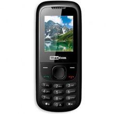 Maxcom Dual Sim Mobile Phone MM132 http://atoz.com.mt/laptops-tabs-phones/mobile-telephony/dual-sim-mobile-phones/maxcom-dual-sim-mobile-phone-mm132-1411.html