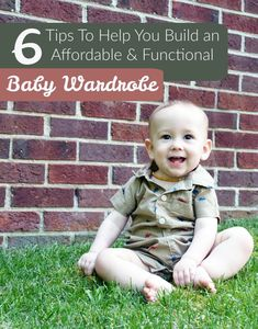 Tips on how to save money while still building an adorable wardrobe for your baby and save hundreds! Used Baby Clothes, Baby Clothes Shops, Newborn Outfits, Baby Boy Outfits, Little Babies, Cute Babies, Baby Live, Gender Neutral Baby Clothes, Clothing Hacks