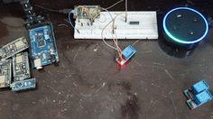 hoje iremos fazer uma pequena alteração no circuito do módulo Relé que irá possibilita-lo a ser utilizado com o ESP8266 ou ESP32, pois os módulos de relé de 5 volts, não conseguem ser acionados por uma fonte de trigger de 3.3V, fazendo com que muitos se decepcionem depois que comprar sem saber que não vai funcionar, iremos fazer isso em um passo a passo de forma fácil e substituindo apenas um componente, o transistor PNP SMD 2TY por um transistor NPN de uso geral como os BCs, Cs, 2Ns e etc.. Cs, Arduino, Internet, Shape, It Works, Circuit