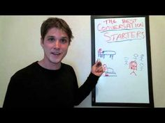 Ways To Start A Conversation: Improve YOUR Social Intelligence and Peopl...