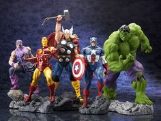 Avengers (Kotobukiya)
