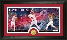 AAA Sports Memorabilia LLC - David Freese St. Louis Cardinals Bronze Coin Pano Photo Mint, $59.95 (http://www.aaasportsmemorabilia.com/mlb-memorabilia/david-freese-st-louis-cardinals-bronze-coin-pano-photo-mint/)
