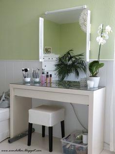 die 38 besten bilder von schminktisch dressing tables makeup vanities und bedroom ideas