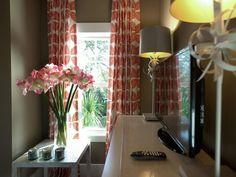 Modern Furniture Design: Guest Bedroom Pictures : HGTV Smart Home 2013 Comfy Bedroom, Bedroom Decor, Bedroom Ideas, Master Bedroom, Coral Furniture, Modern Furniture, Furniture Design, Funky Lighting