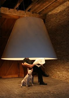 Another XL lamp by E