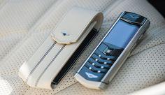 Vertu cellphone for Bentley