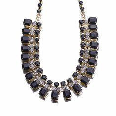 Bib Necklace Black Fashion Rhinestone Square Beads Bib Statement Choker Necklace Discount Online Shopping Bib Necklaces, Pearl Necklace, Beaded Necklace, Bracelets, Baby Items, Fashion Jewelry, Choker, Pearls, Earrings