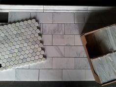 Ming Green Subway Tile Bathrooms Marble Tiles Marble