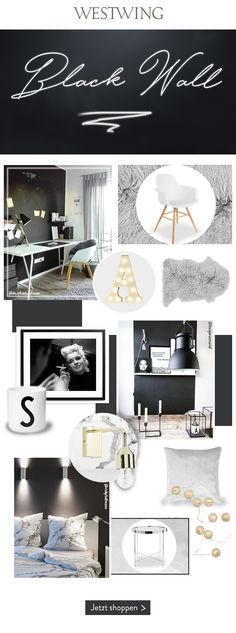 62 Best Trendfarbe SCHWARZ Images On Pinterest