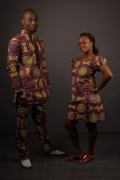 love it  African Men's fashion & style
