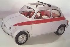 Fiat 500 - such a cute car