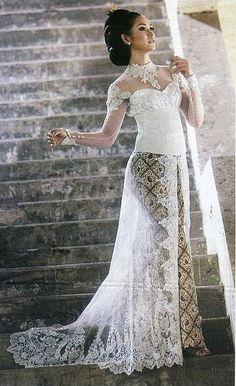 Wedding dress 2018 subtitle indonesia big