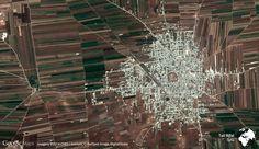 Google Maps, Tall Rifat, Syria