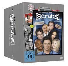 Scrubs: Die Anfänger - Die komplette Serie, Staffel 1-9 31 Discs: Amazon.de: Zach Braff, Donald Faison, Sarah Chalke, John C. McGinley, Neil...