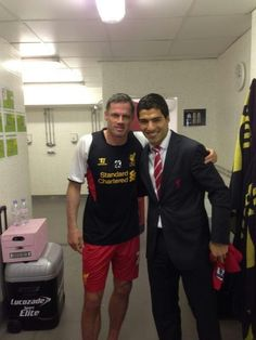 Two Liverpool legends - #Liverpool FC #Quiz - #The Reds