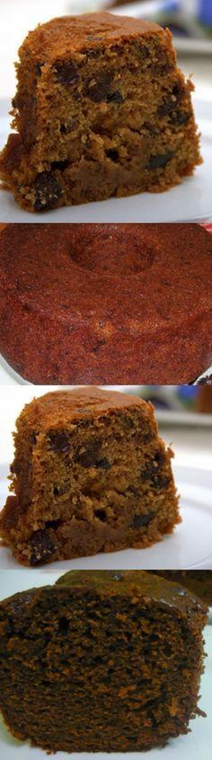 Bolo De Ameixa #bolo #ameixa #receita #culinária #gastronomia #pilotandofogao