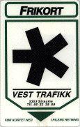 Vest Trafikk - Frikort