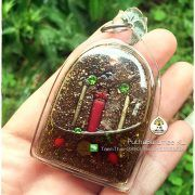 Khun chang By Ajarn Kor Amulet for : Business Luck,Great Wealth and Gambling Wealth, How To Become, Success, Rarity, Abundance, Supernatural, Attraction, Magic, Traditional
