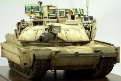 By Wojtek Strojek M1A2 Abrams TUSK II
