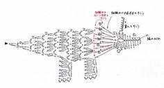 Crochet Dinosaur and Dragon Applique Patterns Crochet Hedgehog, Crochet Fish, Form Crochet, Crochet Bear, Crochet Diagram, Thread Crochet, Irish Crochet, Crochet Motif, Crochet For Kids