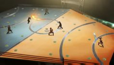 pro bending arena - Google Search