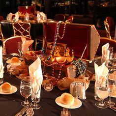How to make bold wedding colors look sophisticated? Church Wedding Decorations, Wedding Themes, Wedding Colors, Table Decorations, Wedding Ideas, Wedding Flowers, Wedding Table, Our Wedding, Wedding Stuff