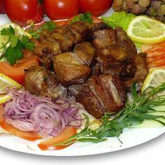 Мясо по-корейски - по вкусу как шашлык