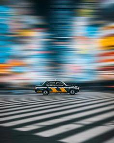 Au Japon, ce photographe révèle la magie de la ville de Tokyo la nuit tombée