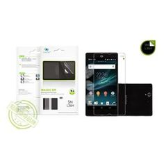 Benks Frosted Surface Anti-fingerprint Series Magic SR Screen Protector For Sony Xperia Z