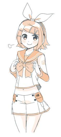 Vocaloid - Rin Kagamine