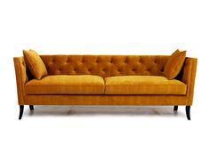 Emerson sofa, perhaps not in this mustard yellowish color?