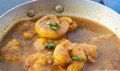 Trinidad Curry Shrimp Recipe, Curry Shrimp Jamaican, Shrimp Dishes, Shrimp Recipes, Jamaican Sweet Potato Pudding, Cooking Recipes, Healthy Recipes, Healthy Foods, Yummy Recipes