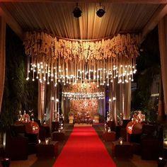 Gorgeous Wedding Entrance Design For Your Wedding Party Wedding Walkway, Wedding Entrance, Entrance Design, Entrance Decor, Engagement Decorations, Wedding Ceremony Decorations, Desi Wedding Decor, Wedding Themes, Wedding Ideas