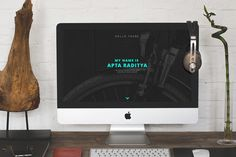 Portfolio | PowerPoint Template by Angkalimabelas on Creative Market
