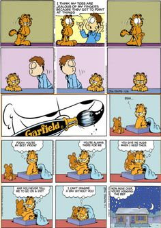 garfield comics - Google Search