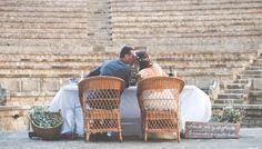 Un romance en el Grec | The Wedding Dreamer - Wedding planner Barcelona