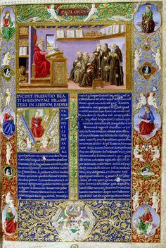 12 Biblia dos Jeronimos, Lisboa.