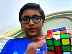 """""""How To Solve A Rubik's Cube"""" - Part 1 - http://www.thehowto.info/how-to-solve-a-rubiks-cube-part-1/"""