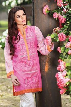#SNM SS #Lawn Collection 2015 (15)