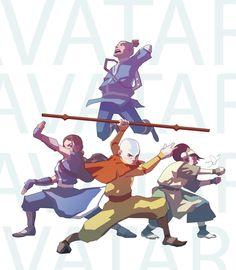 "Avatar: The Last Airbender ""Bend it like Beckham"""