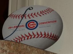 2013 Cubs Convention Pass-Had a great time at this year's convention.  Click the picture for a recap of the event.
