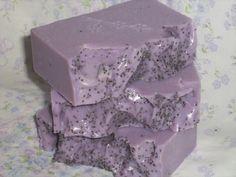 Lavender Fields handmade soap ~     http://www.facebook.com/photo.php?fbid=10150145633832490&set=a.126711017489.104257.126706987489&type=3&theater