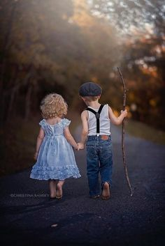 Wedding guests or potential flower girl and ring-bearer - or simply beautiful children? by Christina Ramsey Cute Kids, Cute Babies, Cute Pictures, Beautiful Pictures, Young Love, Jolie Photo, Beautiful Children, Children Photography, Twin Toddler Photography