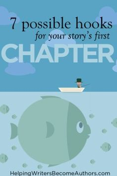 Critique: 7 Possible Hooks for Your Opening Chapter - by K. Writing Genres, Book Writing Tips, Fiction Writing, Writing Resources, Blog Writing, Writing Ideas, Creative Writing, In Medias Res, Rogue Planet