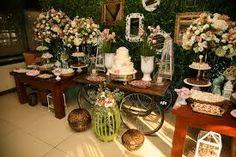 Resultado de imagem para decoração de mesas de casamento