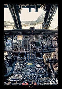 UH-60 cockpit