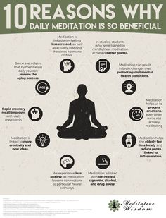 10 reasons why daily meditation is so beneficial