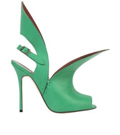"""Manolo Blahnik - Ladies, this is what I'd call """"shoe-porn""""... boring accountant by day, exciting lifestyle by night!"""
